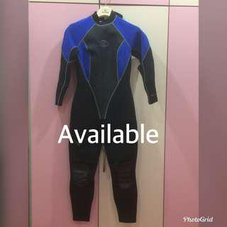 Bare Diving Wet Suit