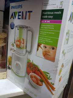 Avent Steamer n Blender