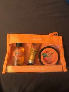 The Body Shop Satsuma Kit