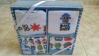 Shears Baby 4-Piece Gift Set