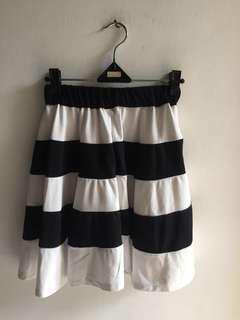 Stripes rok