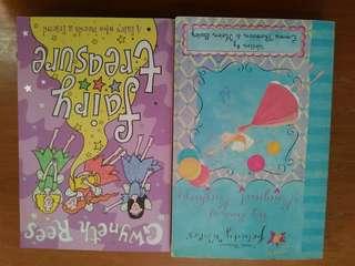 Rainbow magic, fairy treasure... (4 books)