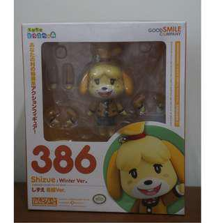 Nendoroid 327 Animal Crossing Shizue Isabelle Good Smile MIB RARE!