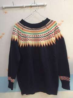 Tribal Indian Sweater Import