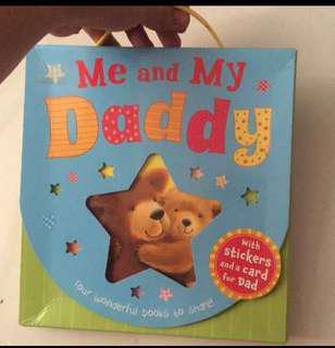 Set book : me and my daddy
