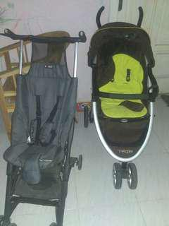 #paydaymaret Stroller murah trip