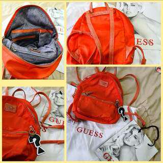 Authentic Guess Leeza Backpack ( New )