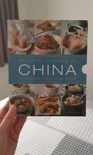 Regional cooking of China by Terry Tan (bundle 4 books)