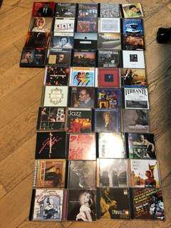 Jazz 和其他CD(共44隻)