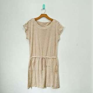 Uniqlo Milo Stripe Dress