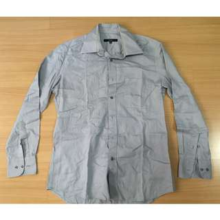 Mens G2000 Grey Long Sleeves (Authentic)
