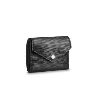 Louis Vuitton 水波紋短夾lv