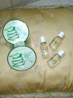 SHARE IN JAR 30ML NATURE REPUBLIC ALOE VERA 92%