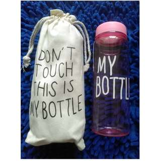 New My Bottle Free Pouch/Bag Tali