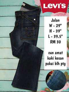 Levi's Lady Style Jeans