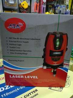 ATA Green Laser Level 5 Lines