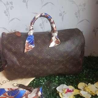 Authentic LV bag Speedy 40