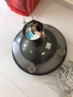 Old Elmark Ceiling fan