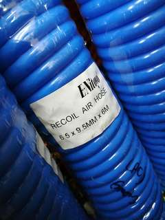 Air Compressor Recoil Hose E-Nitoyo (Check Prices And Sizes Below)