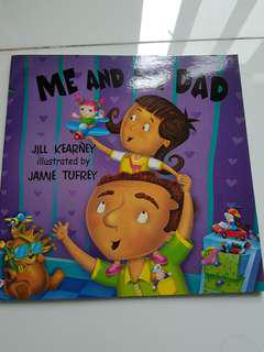 Me and Dad Lift the Flap book