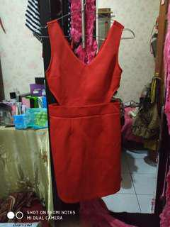 Dress Red / Dress Merah