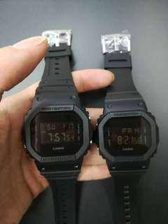 DW5600 Black out OEM couple