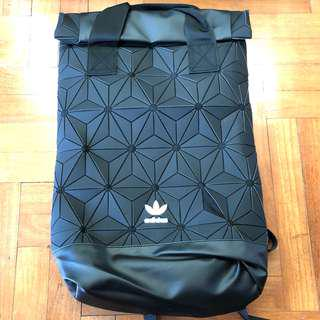 Adidas X Issey Miyake 3D Mesh Roll Up Backpack