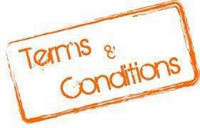 Terms & Condition!!!