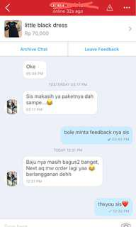 review cust