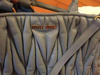 Miu Miu bag (real leather)