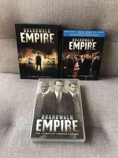 美劇 Boardwalk Empire DVD Blu-ray (The Complete First, Second & Fourth Season)