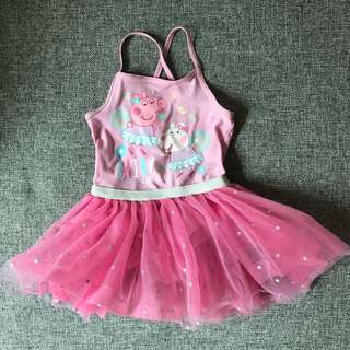 (2 years) Peppa Pig Tutu Dress