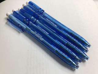 Faber Castell Blue Pen x5pcs