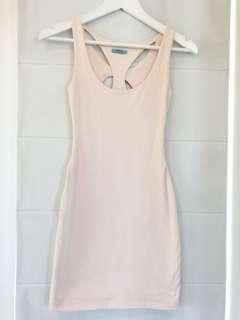 Kookai Pastel Pink Dress