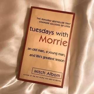 《包平郵》Tuesday with Morrie