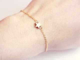 Twinkle twinkle little star bracelet