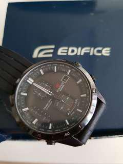 Casio Ediface with Solar Power , world time