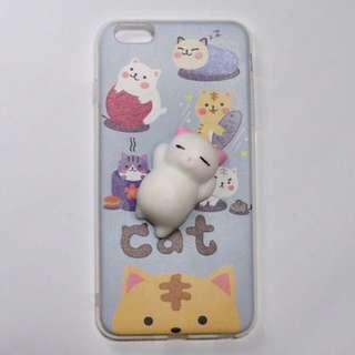 🚚 squishy cat iphone 6/6+, 7/7+, 8/8+ cases
