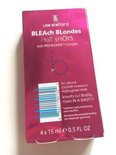 Bleach Blondes Hot Shots (PRICE REDUCED)