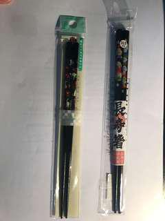 日本筷子2對