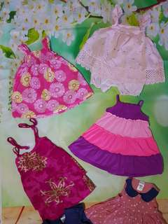 (3months to 1 year ) baby girl clothes *set