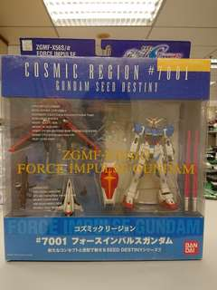 高達模型: Gundam Fix Figuartion Gundam Seed Destiny Force Implus