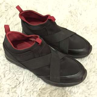 Zara black shoes