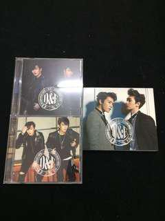 [SET] SUPER JUNIOR DONGHAE AND EUNHYUK SKELETON