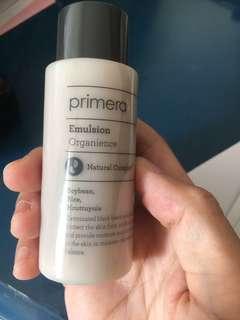 Primera emulsion