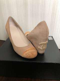 Chanel escarpins size 36