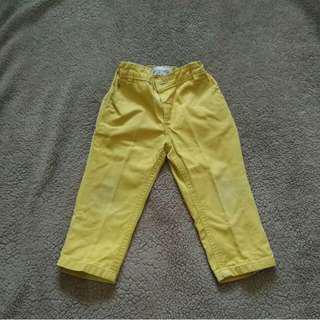 Preloved celana gingersnaps bayi