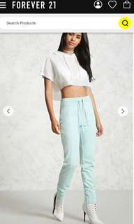 Forever 21 sweat pants