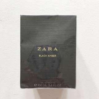 ZARA Eau De Toilette in Black Amber