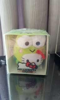 Mcdonald's 西瓜 Keroppi x Hello kitty Fruit Mart 公仔